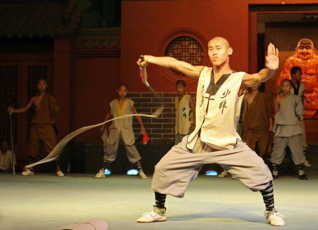 Shaolinklooster Dengfeng