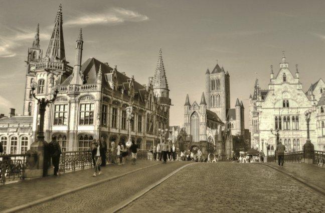 St. Michielsbrug Gent