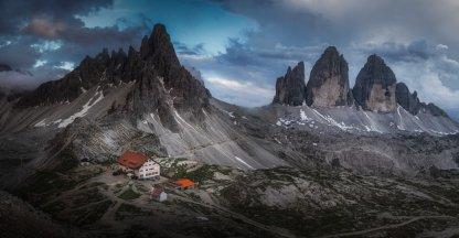 Tre Cime - Italie