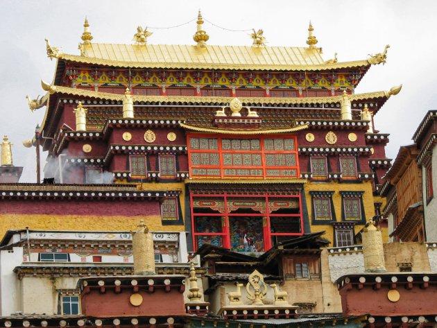 Sumtseling klooster te Zhongdian