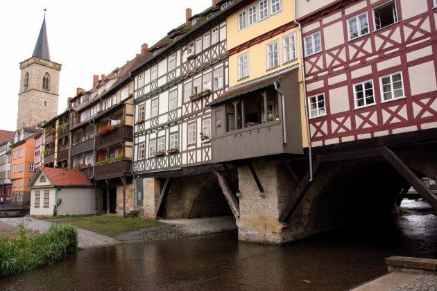 Erfurt Krämerbrucke