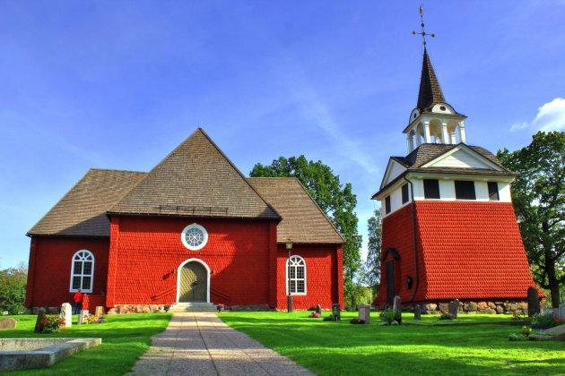 Kerk Sundborn