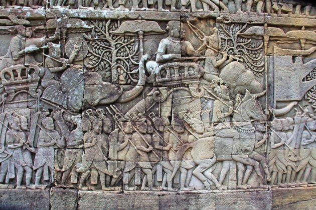 De schoonheid van Angkor