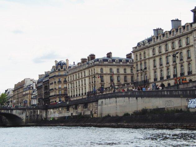 Rondvaart op de Seine