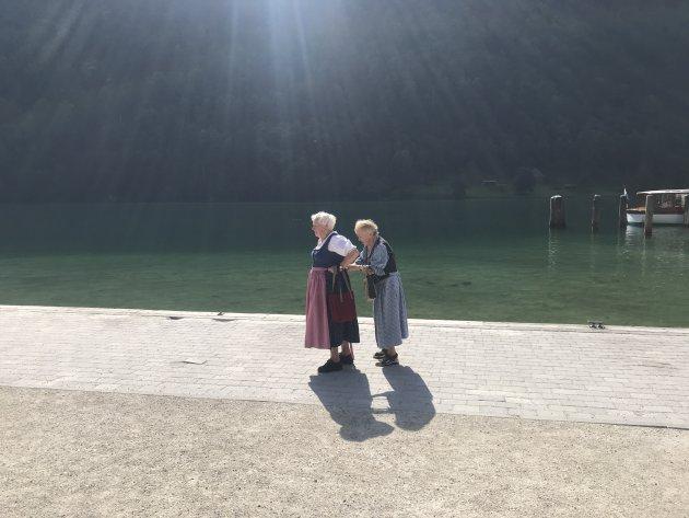 Wandelen  vanaf de Königssee