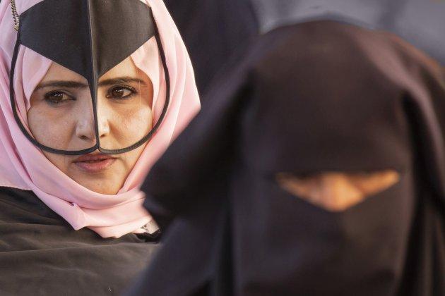 Gezichtsbedekking in Oman