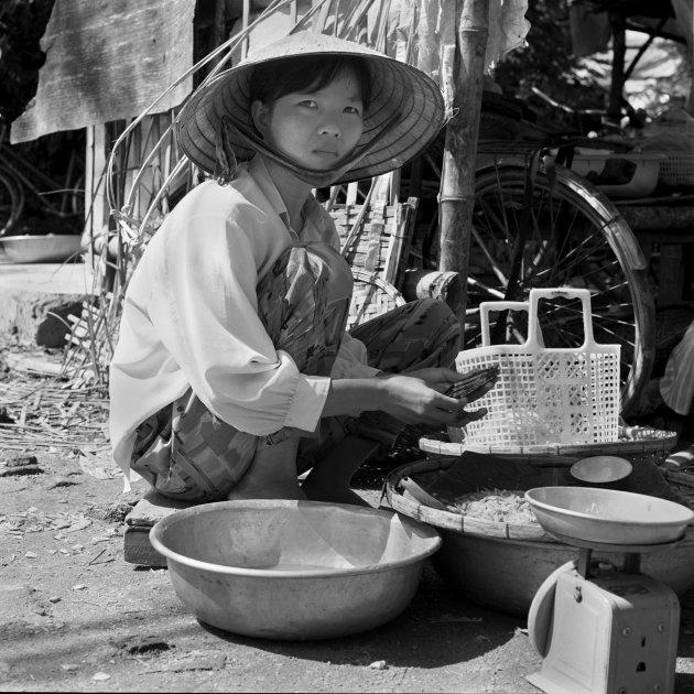 Markt van Da Nang 1