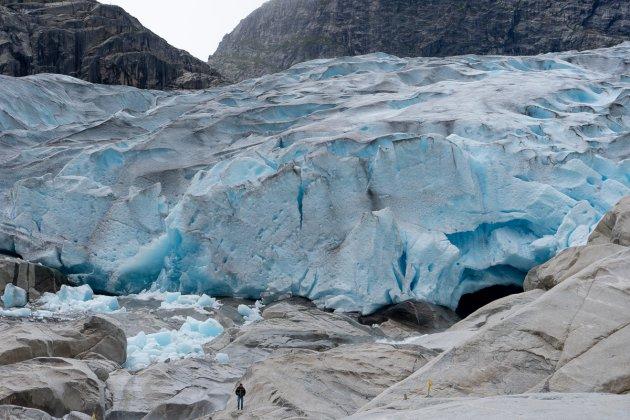 Gletsjers van Noorwegen