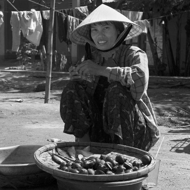 Markt van Da Nang 2