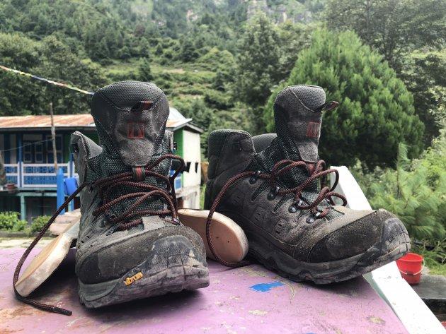 Je hebt geen dure schoenen nodig om te wandelen. Wel een duidelijk doel om te beginnen.