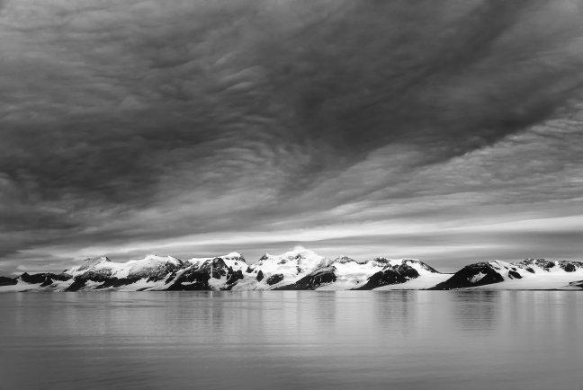 Spitsbergen kent vele weertypen