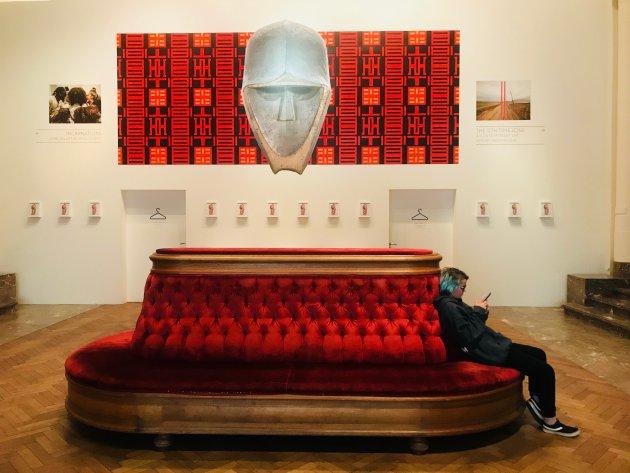bezoek de Afrikaanse kunst-tentoonstelling IncarNations in Bozar Brussel
