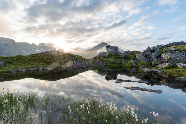 Hoofdfoto bij reisverhaal 'Eilandhoppen in de Lofoten en Vesterålen'