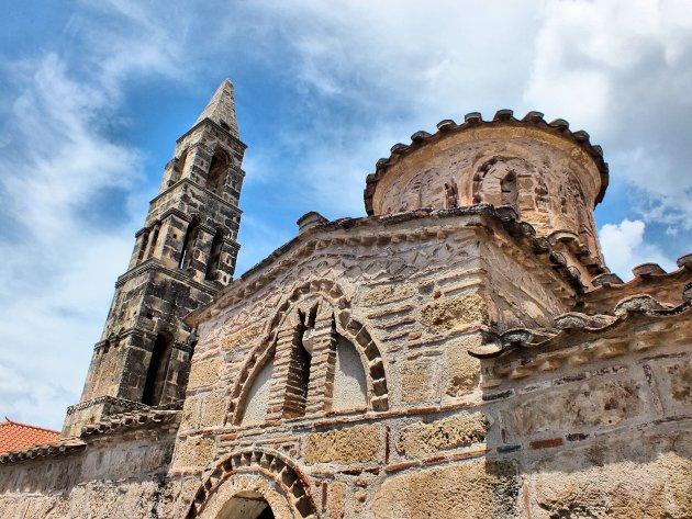 Byzantijns kerkje