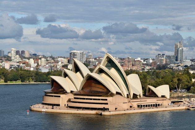In het echt: The Opera House