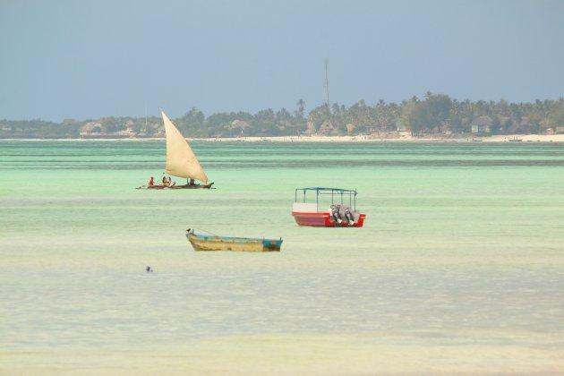 Was ik maar op Zanzibar