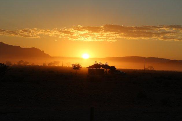 Ontwaken in de oudste woestijn ter wereld