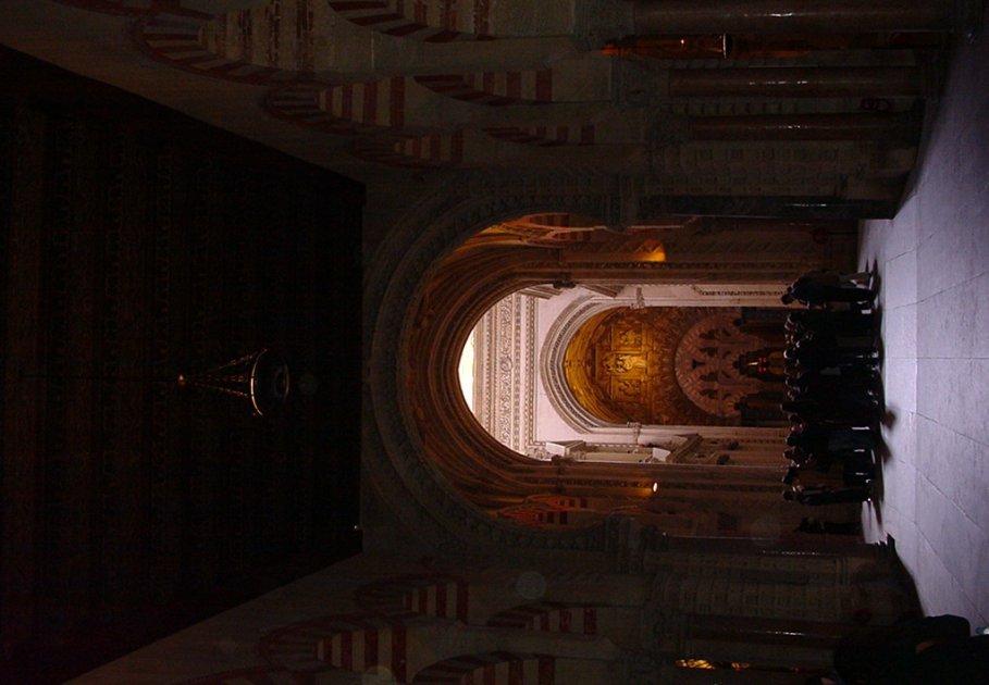 Mysterieus Mezquita