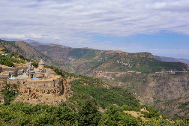 Het Tatev klooster
