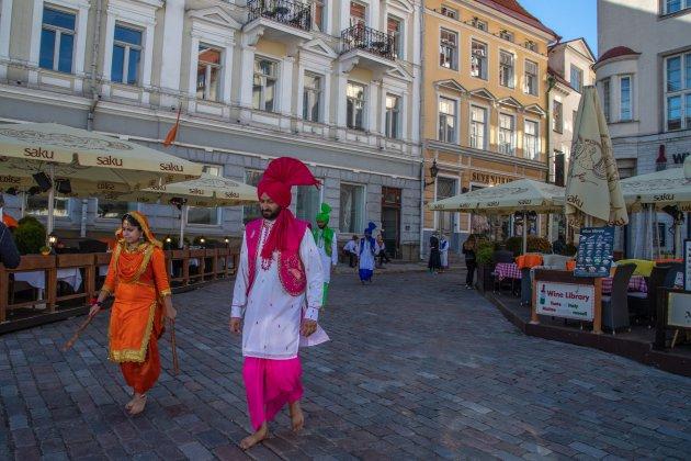 Tallinn viert feest