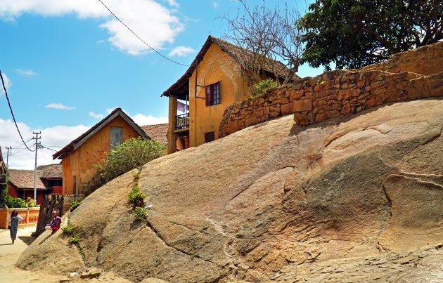 Ville Haute Fianarantsoa, een uitdaging