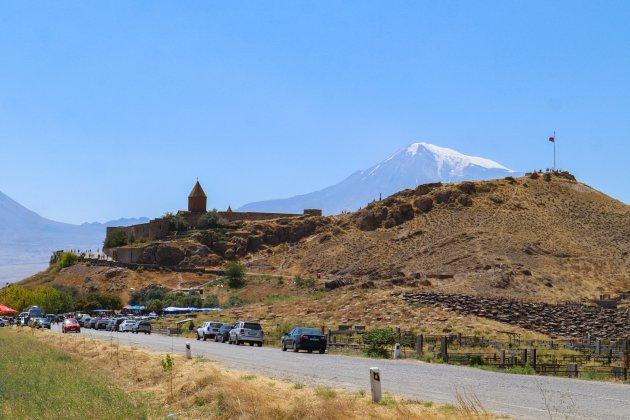 Khor Virap - een religieus hoogtepunt voor Armenen