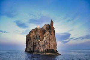 boottocht van Sicilie naar Stromboli