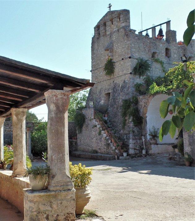Monastir uit de 15e eeuw
