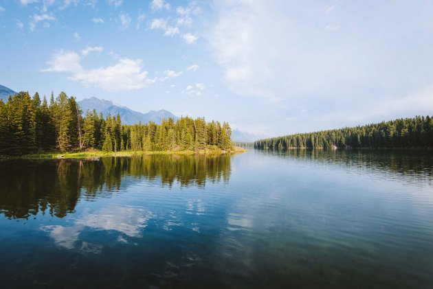 Rondje Two Jack Lake