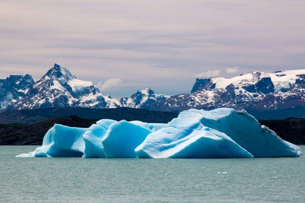 Het indrukwekkende Lago Argentino