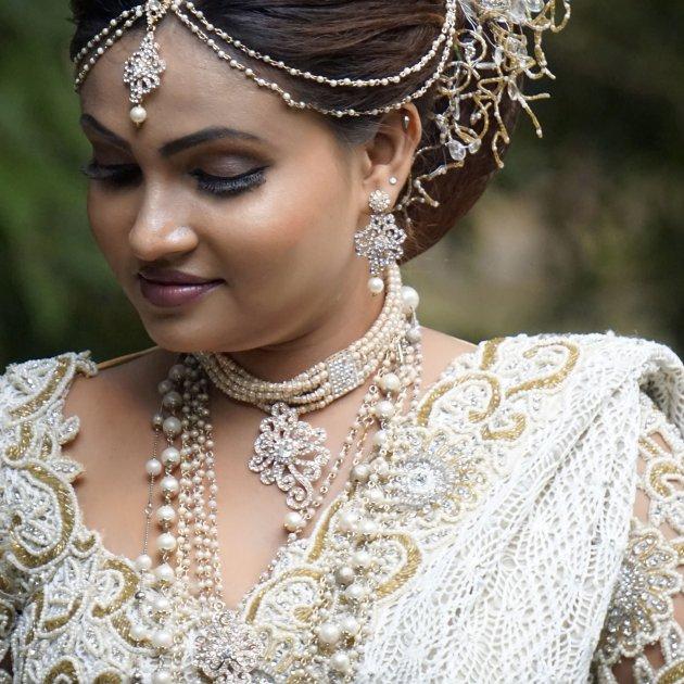 Bruid Sri Lanka