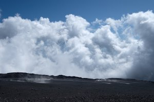 Naar de top van de Etna