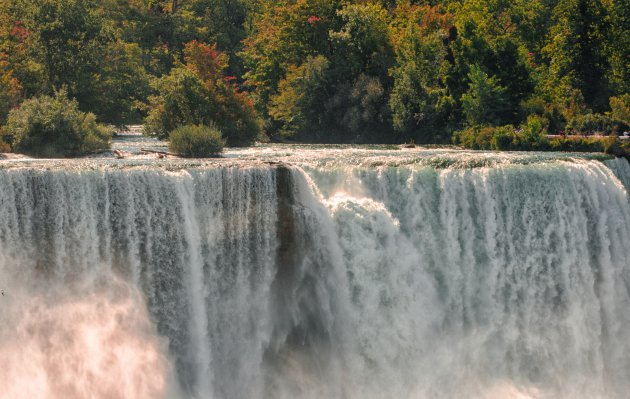 Indian Summer & The Falls