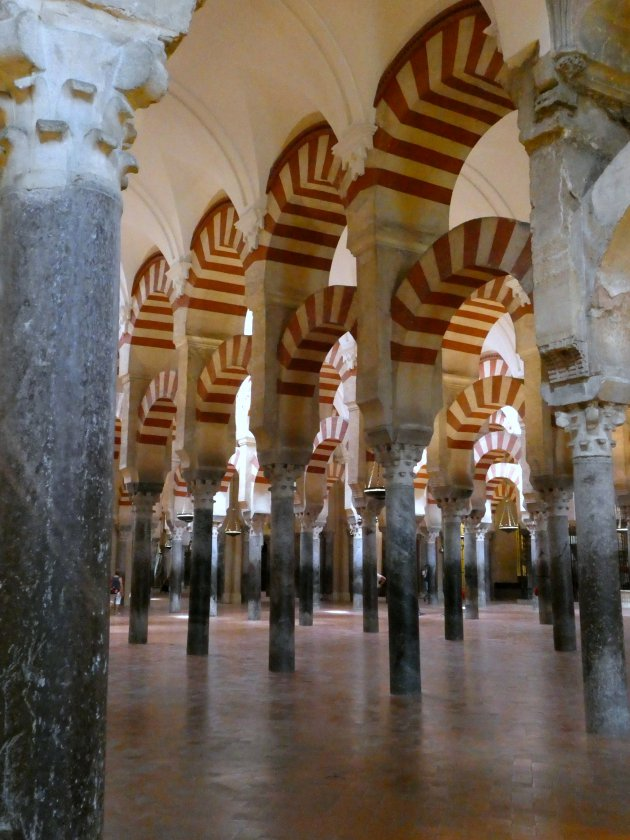 de bogen van de Mezquita