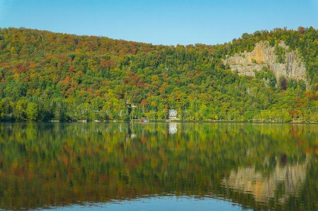 Herfst in Quebec
