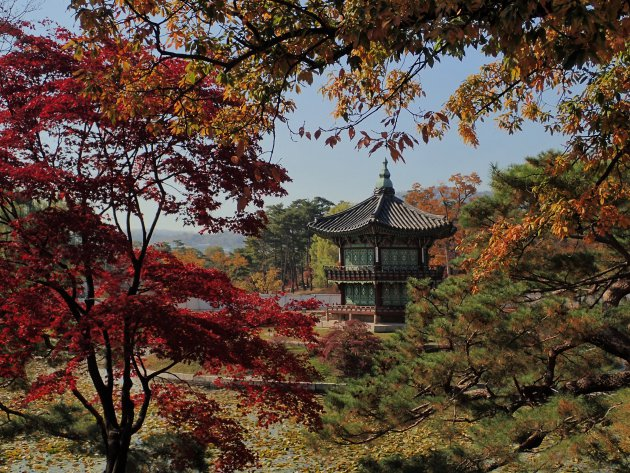 Herfstig Hyangwonjeong