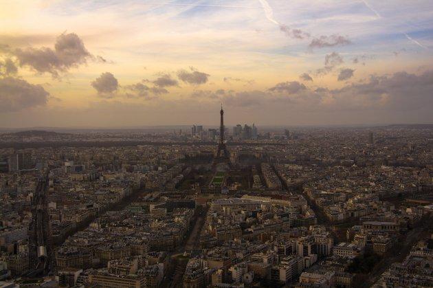Parijs - Tour de Eiffel