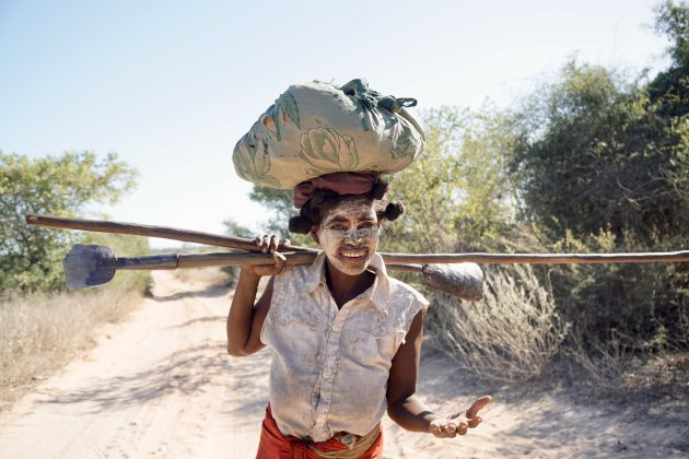 De prachtige westkust van Madagaskar