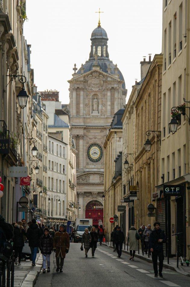 Flaneren in Parijs