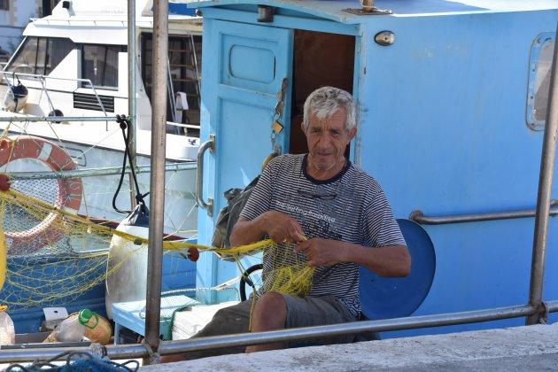 Griekse visser
