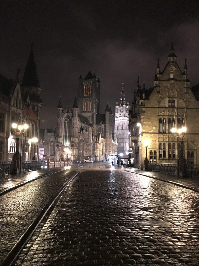 Nachtelijk Gent