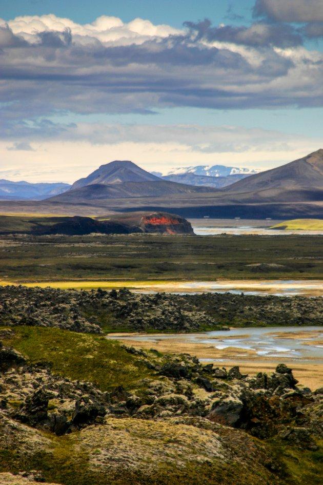 Wandelen in IJsland