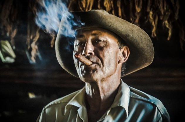 Sigaren maken de man