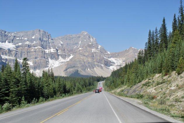 Roadtrip door de Canadese Rockies