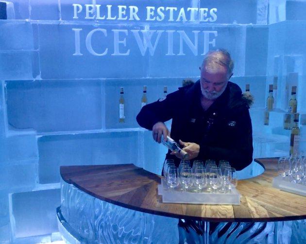Icewine ontdekken