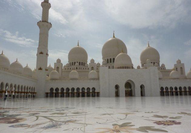 Sheikh Zayed Grand Moskee