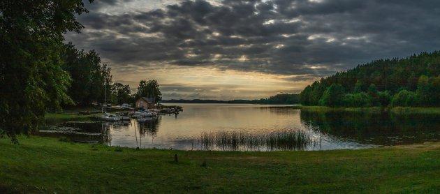 Paluse, een dorp in Litouwen