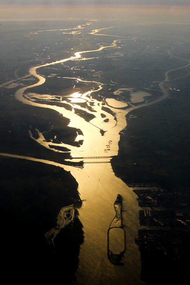 Gouden rivier