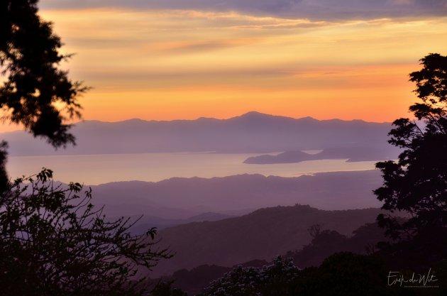 Verwondering in Monteverde, Costa Rica
