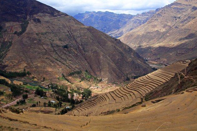 Inca terrassen